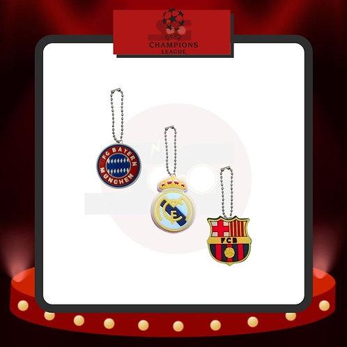 Colgantes Champions League