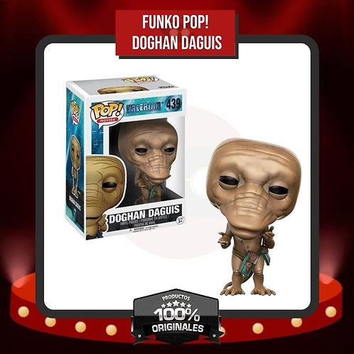 Funko Pop! Doghan Daguis (439) en Caja