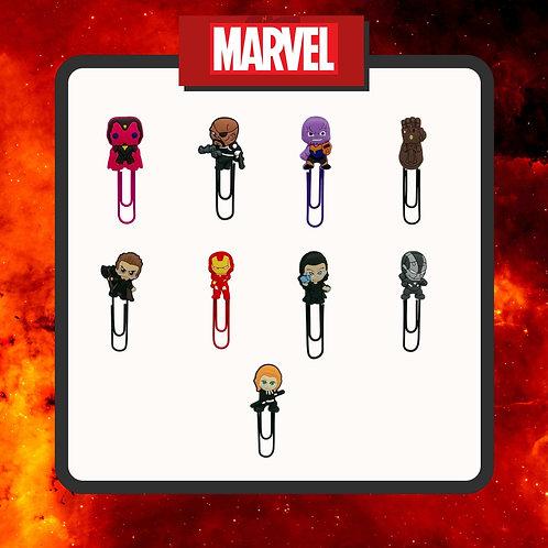 Clips Marvel Grupo 1