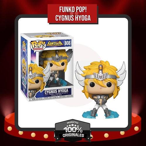 Funko Pop! Cygnus Hyoga (808) en Caja