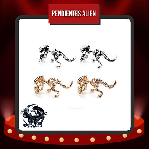 Pendientes Alien