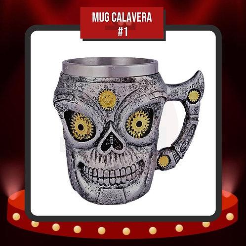 Mug Calavera #1
