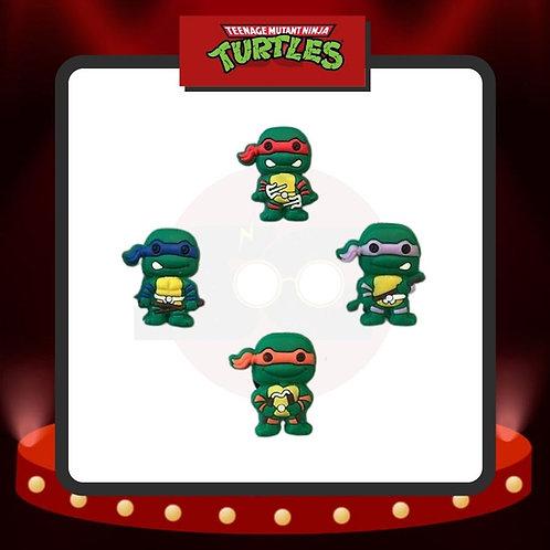 Imanes Tortugas Ninja