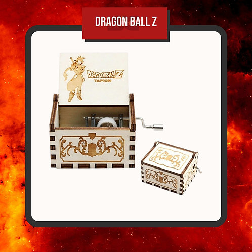 Caja Musical Dragon Ball Z