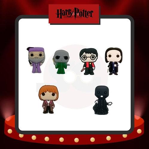 Imanes Harry Potter Grupo 1