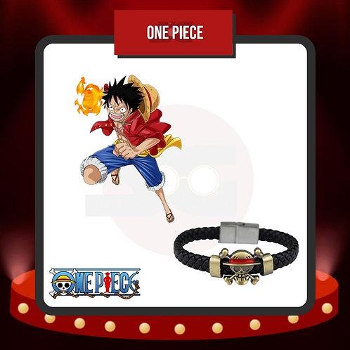 Manilla One Piece con Luffy