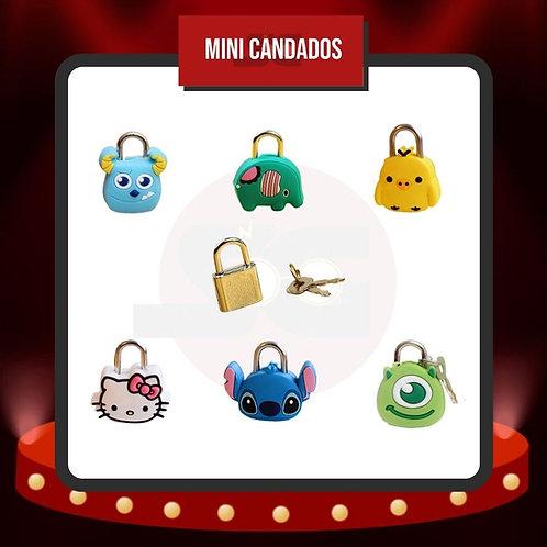 Mini Candados Disney - Animales - Hello Kitty