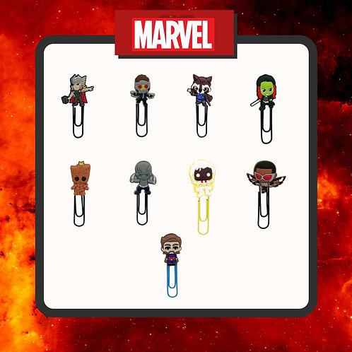 Clips Marvel Grupo 3