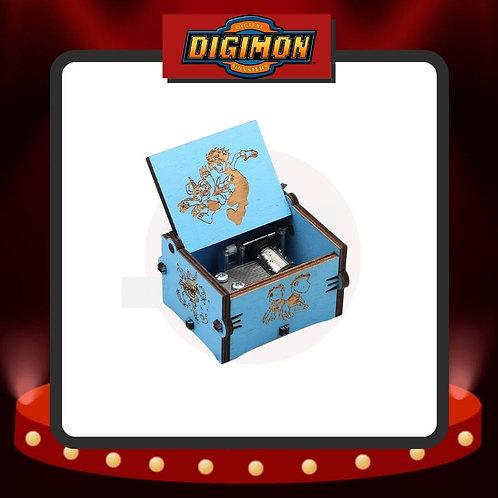 Caja Musical Digimon