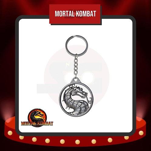 Llavero Mortal Kombat Metálico