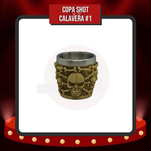 Copa Shot Calavera #1