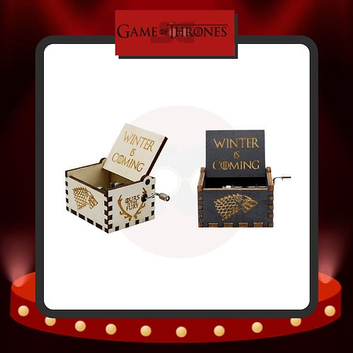 Cajas Musicales Game of Thrones