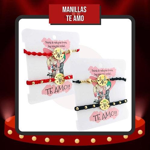Manillas Harley Quinn Parejas