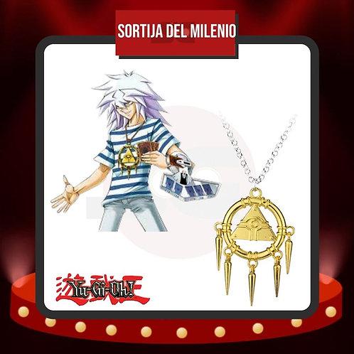 Collar Sortija del Milenio Yu-Gi-OH con Bakura
