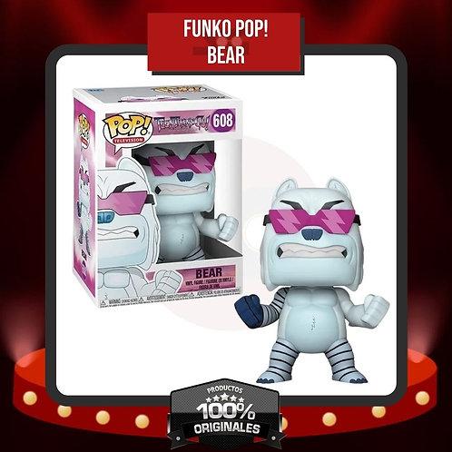 Funko Pop! Bear (608) en Caja