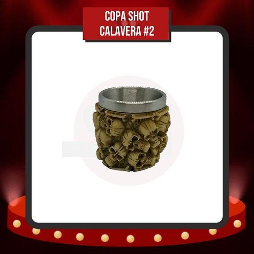 Copa Shot Calavera #2