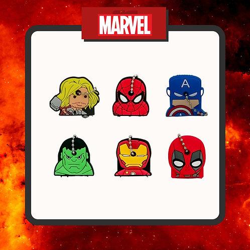 Funda para Llaves Marvel