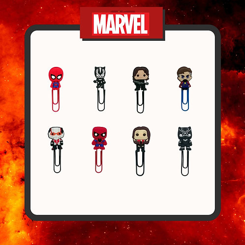 Clips Marvel Grupo 4