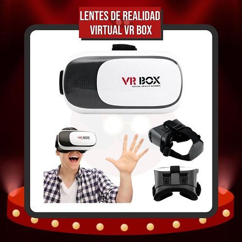Ángulos de Lentes de Realidad Virtual VR Box