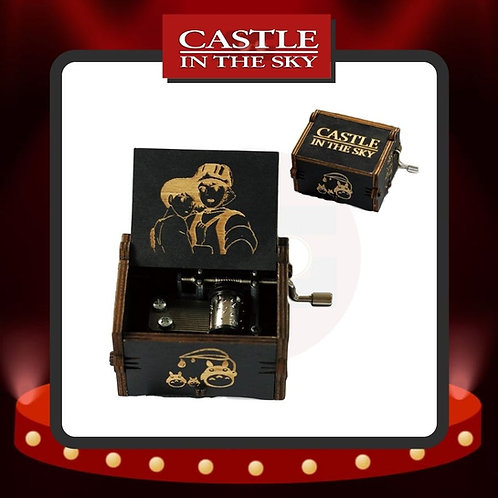 Caja Musical Castle in the Sky