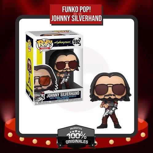Funko Pop! Johnny Silverhand (592) en Caja