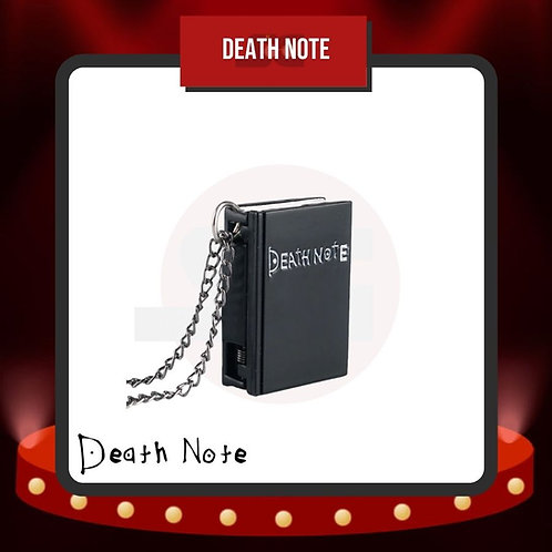 Reloj de Bolsillo Death Note Cerrado