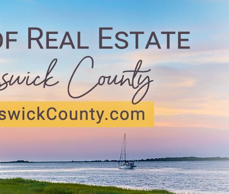 Brunswick New Homes & Real Estate Billboard Design