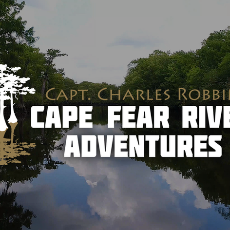 Cape Fear River Adventures Website