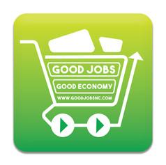 Good Jobs Good Economy Logo