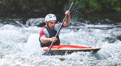 Cristian Huenchuleo slalom