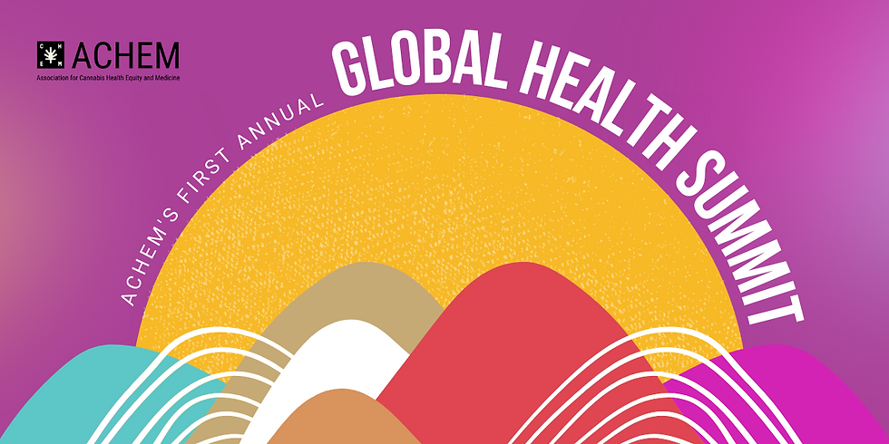 ACHEM's First Annual Global Health Summit
