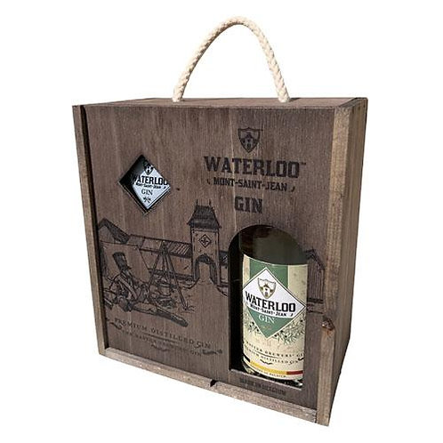 Waterloo Gin Giftbox