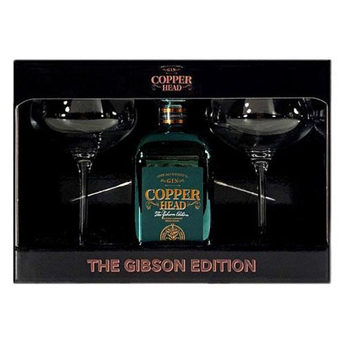 Copper Head The Gibson Edition Martini Box