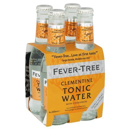 Fever-Tree Clementine Tonic 4-pack