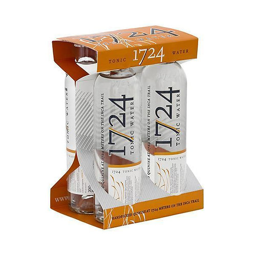 1724 Argentinian Tonic 4x20cl pack