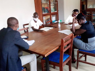 Rooting for CSO Capacity Enhancement in West Acholi