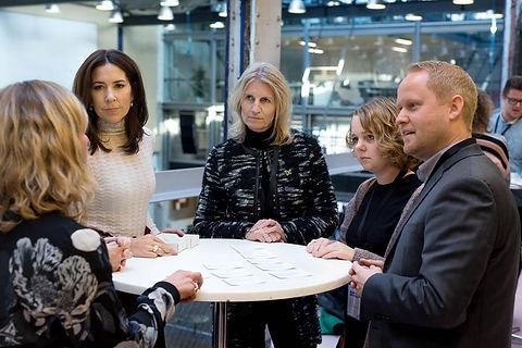 Aktivitetsstation 2 med Mary_fotograf Steen Brogaa