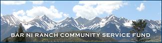 Bar NI Community Service Fund logo