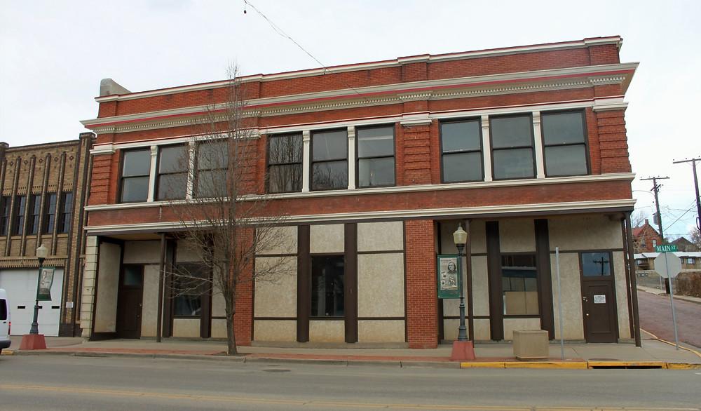 Aiello Building in Trinidad, Colorado