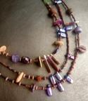 Necklace by Jill Schwarz