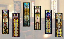 Stained Glass by Jill Schwarz