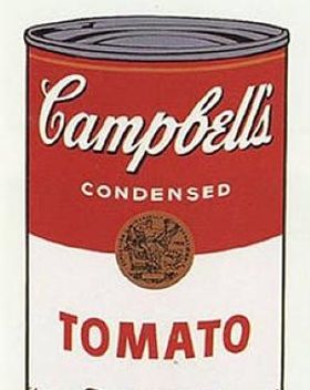 Campbell Soup 1, by Andy Warhol (1968)