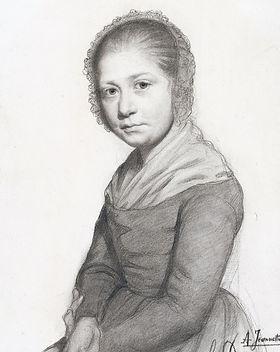 Portrait of a Girl, Jeannette (c. 1830),