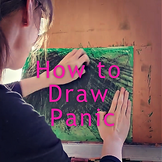 How to Draw Panic by Lise Swanson