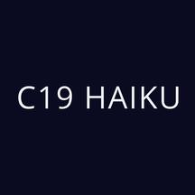C19 HAIKU by Kevin Crosby