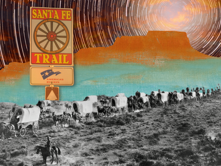Call to Artists! Santa Fe Trail Bicentennial Commemorative Artwork