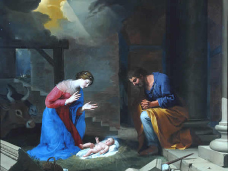 Jesus was Born in a Family
