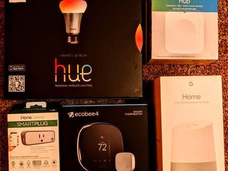 Automating my Smart Home