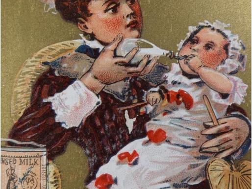 A Brief History of Baby Feeding
