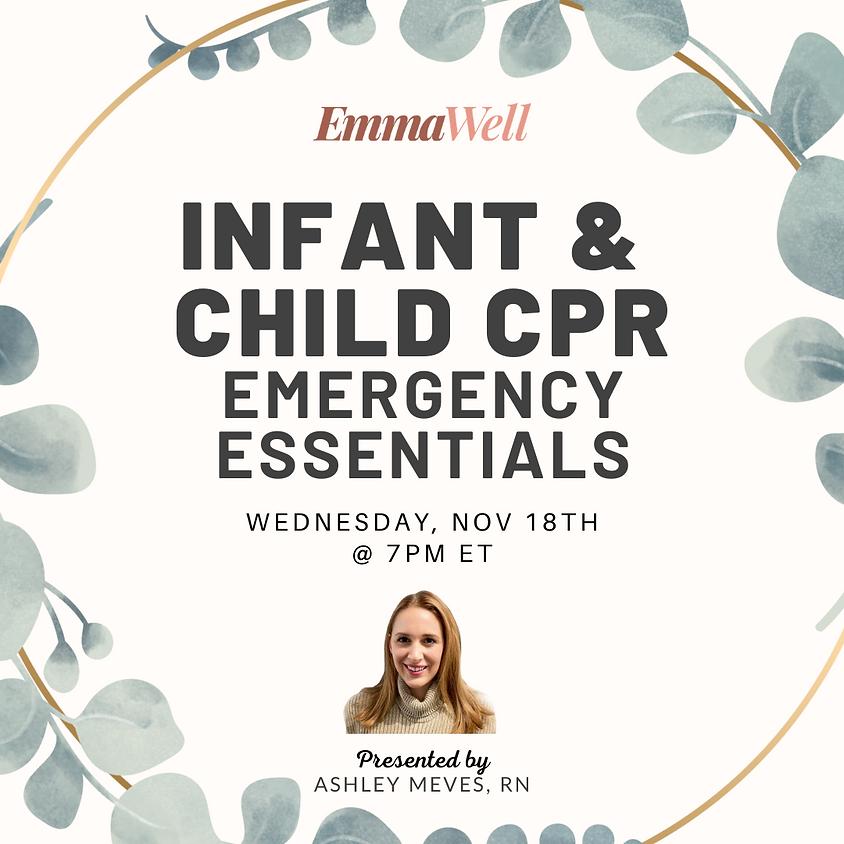 Infant & Child CPR Emergency Essentials